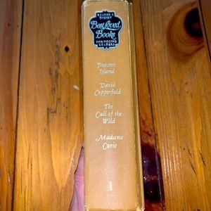 Antique 1966 Reader's Digest Novels Hardcover